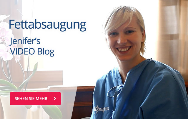 video blog Jenifer - fettabsaugung