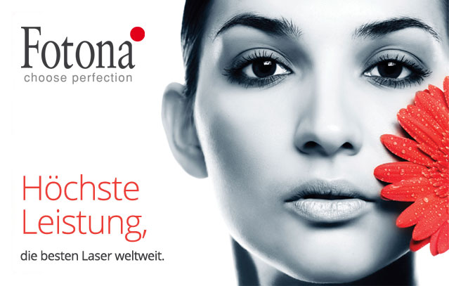 Laser - Fotona Spectro SP Touch