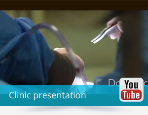 Watch presentation of our clinic on YouTube